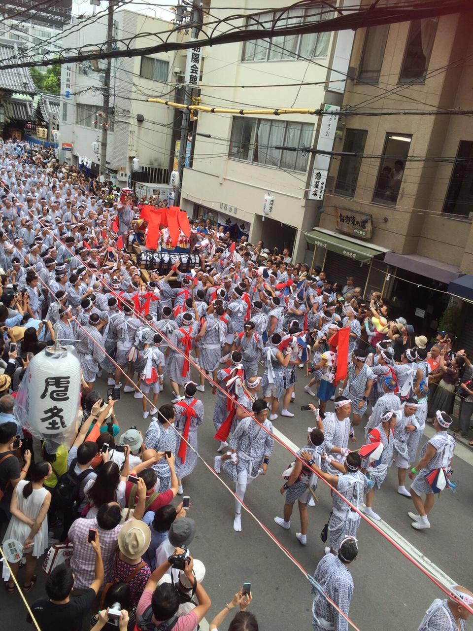 2016天神祭